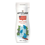 ATTITUDE Kids Body Wash Sparkling Fun, 355ml - 兒童沐浴露 | LOTUSmart (HK) - 香港樂濤