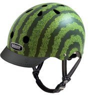 - Front View with Visor - Nutcase Helmet, WaterMelon, Bicycle Helmets  - 單車頭盔, 小西瓜   | LOTUSmart (HK) Hong Kong - 香港樂濤