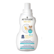 ATTITUDE Baby Natural Laundry Detergent (Sensitive), Fragrance free, 1.05L - 嬰兒天然燕麥高效溫和洗衣液, 無香味 | LOTUSmart (HK) - 香港樂濤
