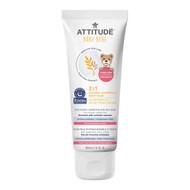 ATTITUDE Baby 2-in-1 Natural Shampoo & Body Wash (Sensitive), Fragrance free, 200ml  - 嬰兒天然燕麥2合1洗髮沐浴乳, 無香味 | LOTUSmart (HK) - 香港樂濤