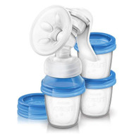 Philips AVENT Comfort Manual Breast Pump with Storage Cups 舒適手動吸乳器連儲存杯 | LOTUSmart (HK) - 香港樂濤