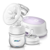 Philips AVENT Comfort Single Electric Breast Pump 舒適單邊電動吸乳器 | LOTUSmart (HK) - 香港樂濤