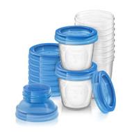 Philips AVENT Breast Milk Storage Cups, 10pcs - 母乳儲存杯 | LOTUSmart (HK) - 香港樂濤
