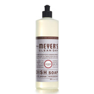 Mrs. Meyer's Lavender Dish Soap, 16oz - 天然碗碟清潔液, 薰衣草味 | LOTUSmart (HK) Hong Kong - 香港樂濤