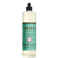 Mrs. Meyer's Basil Dish Soap, 16oz - 天然碗碟清潔液, 紫蘇花味 | LOTUSmart (HK) Hong Kong - 香港樂濤