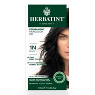 Herbatint Hair Color Gel, 1N Black - 草本染髮劑, 1N黑色 | LOTUSmart (HK) - 香港樂濤