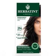 Herbatint Hair Color Gel, 2N Brown - 草本染髮劑, 2N啡色 | LOTUSmart (HK) - 香港樂濤
