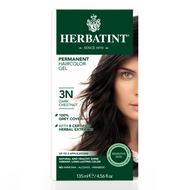 Herbatint Hair Color Gel, 3N Dark Chestnut - 草本染髮劑, 3N深栗子色 | LOTUSmart (HK) - 香港樂濤