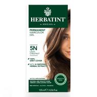 Herbatint Hair Color Gel, 5N Light Chestnut - 草本染髮劑, 5N淺栗子色 | LOTUSmart (HK) - 香港樂濤