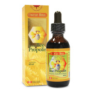 Uncle Bill Brazil Bee Propolis Concentrated Extract (Alcohol Free), 60ml - 標叔巴西蜂膠滴劑 (無酒精) | LOTUSmart (HK) - 香港樂濤