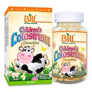 BILL Natural Sources Colostrum, Chewables, 90s  -  康加美兒童牛初乳咀嚼片 | LOTUSmart (HK) - 香港樂濤
