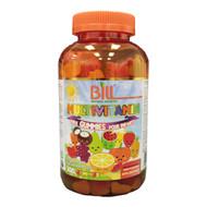 BILL Natural Sources Multivitamin Gummies for Kids, 300s  -  康加美兒童多維樂軟糖, 300粒 | LOTUSmart (HK) - 香港樂濤
