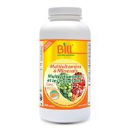 BILL Natural Sources Multivitamins & Minerals, 360 tablets  -  康加美多維素片劑 | LOTUSmart (HK) - 香港樂濤