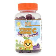 BILL Natural Sources Vitamin C Kids Gummies, 120s - 康加美兒童維生素C 軟糖 | LOTUSmart (HK) - 香港樂濤