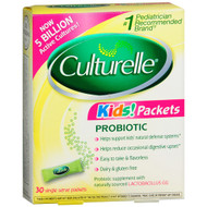 Culturelle Probiotics for Kids! Packets 30 ea - 小童益生菌, 粉劑  | LOTUSmart (HK) - 香港樂濤