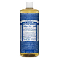 - Dr. Bronner's Peppermint Natural Organic Liquid Soap, 32oz (946ml), Made in USA | LOTUSmart.com Hong Kong  - 薄荷天然有機皂液 | 樂濤香港 - UPC code 018787775325 - http://www.lotusmart.com/dr-bronners-peppermint-liquid-soap-32oz/