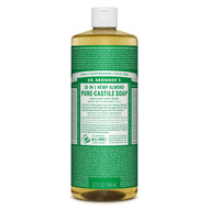 - Dr. Bronner's Almond Natural Organic Liquid Soap, 32oz (946ml), Made in USA, available in LOTUSmart, Hong Kong  - 杏仁天然有機皂液, 香港樂濤有售  - UPC code 018787771327 - http://www.lotusmart.com/dr-bronners-almond-liquid-soap-32oz/
