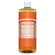 - Dr. Bronner's Tea Tree Natural Organic Liquid Soap | LOTUSmart.com (HK) Hong Kong - 茶樹天然有機肥皂液 | 香港 樂濤 - UPC Code 018787776322 -http://www.lotusmart.com/dr-bronners-tea-tree-liquid-soap-32oz/