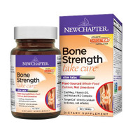 New Chapter Organics Bone Strength Take Care - 有機補骨 | LOTUSmart (HK) - 香港樂濤