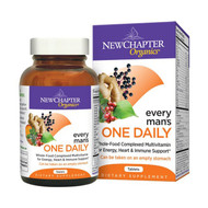 New Chapter Organics Every Man's One Daily Multi Vitamin | LOTUSmart (HK) - 香港樂濤