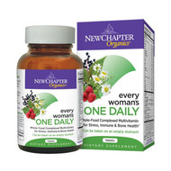 New Chapter Organics Every Woman's One Daily Multi Vitamin | LOTUSmart (HK) - 香港樂濤