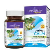 New Chapter Organics Perfect Calm Multi Vitamin | LOTUSmart (HK) - 舒緩緊張健康補充品,香港樂濤