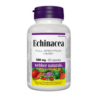 -Webber Naturals Echinacea Full Spectrum Herb - 紫錐花萃取 | LOTUSmart (HK) Hong Kong - 香港 樂濤