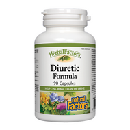 Natural Factors Diuretic Formula (Urinary Flow) - 利尿膠囊  | LOTUSmart (HK) Hong Kong - 香港 樂濤