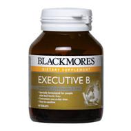 Blackmores Executive B - 60Tabs 行政人員抗壓配方 (60 粒裝) | LOTUSmart (HK) - 香港樂濤