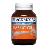 Blackmores Garlic Oil 250 Caps 蒜油 (250 軟膠囊裝) | LOTUSmart (HK) - 香港樂濤