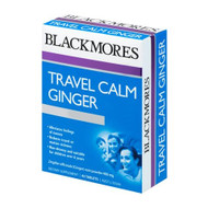 Blackmores Travel Calm Ginger 45 Tabs 薑精華配方(45粒裝) | LOTUSmart (HK) - 香港樂濤