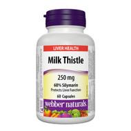 - Webber Naturals Milk Thistle Extract - 奶薊草複合精華素(60粒膠囊) | LOTUSmart (HK) Hong Kong - 香港 樂濤