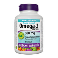 - Webber Naturals Omega-3 Super Concentrated - 超級濃縮魚油 | LOTUSmart (HK) Hong Kong - 香港 樂濤