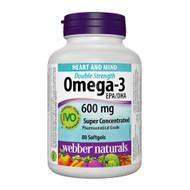 - Webber Naturals Omega-3 Super Concentrated - 超級濃縮魚油 | LOTUSmart (HK) Hong Kong - 香港 樂濤