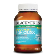 Blackmores Odourless Fish Oil 1000mg 200 Caps 無腥味魚油 (200 粒軟膠囊裝) | LOTUSmart (HK) - 香港樂濤
