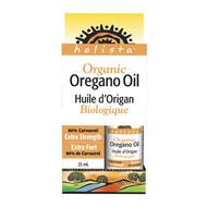 Holista Oregano Oil, Extra Strength - 有機認證牛至油, 強效 | LOTUSmart (HK) - 香港樂濤