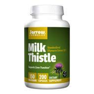 Jarrow Formulas Milk Thistle 200 capsules 苔薊草, 200粒膠囊 | LOTUSmart (HK) - 香港樂濤