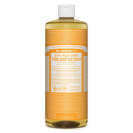 - Dr. Bronner's Citrus Orange Natural Organic Liquid Soap, 32oz (946ml) - 有機柑橘天然有機皂液, Made in USA | LOTUSmart.com Hong Kong 樂濤香港 - UPC code 018787777329  -http://www.lotusmart.com/dr-bronners-citrus-orange-liquid-soap-32oz/