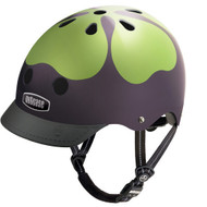 - Nutcase Helmet, Got Luck, Bicycle Helmets  - 單車頭盔, 幸運兒  | LOTUSmart (HK) Hong Kong - 香港樂濤 - Front View with Visor