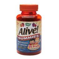 Nature's Way Alive! Children's Multivitamin, Gummies 90 ea 兒童多營軟糖 | LOTUSmart (HK) - 香港樂濤