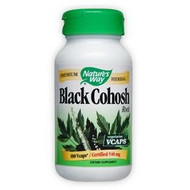 Nature's Way Black Cohosh Root, Capsules 100 ea 黑升麻 | LOTUSmart (HK) - 香港樂濤