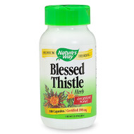 Nature's Way Blessed Thistle, Capsules 100 ea 聖薊 | LOTUSmart (HK) - 香港樂濤