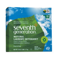 Seventh Generation Natural Laundry Powder, Free & Clear - 超濃縮天然洗衣粉, 無香味 | LOTUSmart (HK) - 香港樂濤