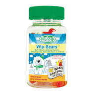 Organika Vita-Bears Multivitamin, 60 Gummies -VITA 熊寶寶綜合維生素| LOTUSmart (HK) - 香港樂濤