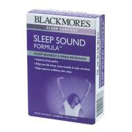 Blackmores Sleep Sound Formula 酣睡配方(30粒裝) | LOTUSmart (HK) - 香港樂濤