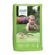 Seventh Generation Free & Clear Baby Diapers, Stage 1- 無氯防敏嬰兒紙尿片 (加細碼) | LOTUSmart (HK) - 香港樂濤