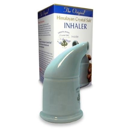 Himalayan Crystal Salt-Air Inhaler 水晶鹽吸入器  | LOTUSmart (HK) - 香港樂濤