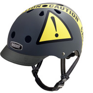 Nutcase Helmet, Urban Caution Matte, Bicycle Helmets  - 單車頭盔, 城市警告  | LOTUSmart (HK) Hong Kong - 香港樂濤