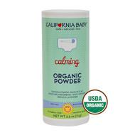 California Baby, Calming Organic Powder - 加洲寶寶幼滑舒緩有機爽生粉 | LOTUSmart (HK) - 香港樂濤