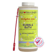 California Baby Bubble Bath Aromatherapy, Eucalyptus Ease - 加洲寶寶防感冒尤加利嬰兒泡泡浴 | LOTUSmart (HK) - 香港樂濤